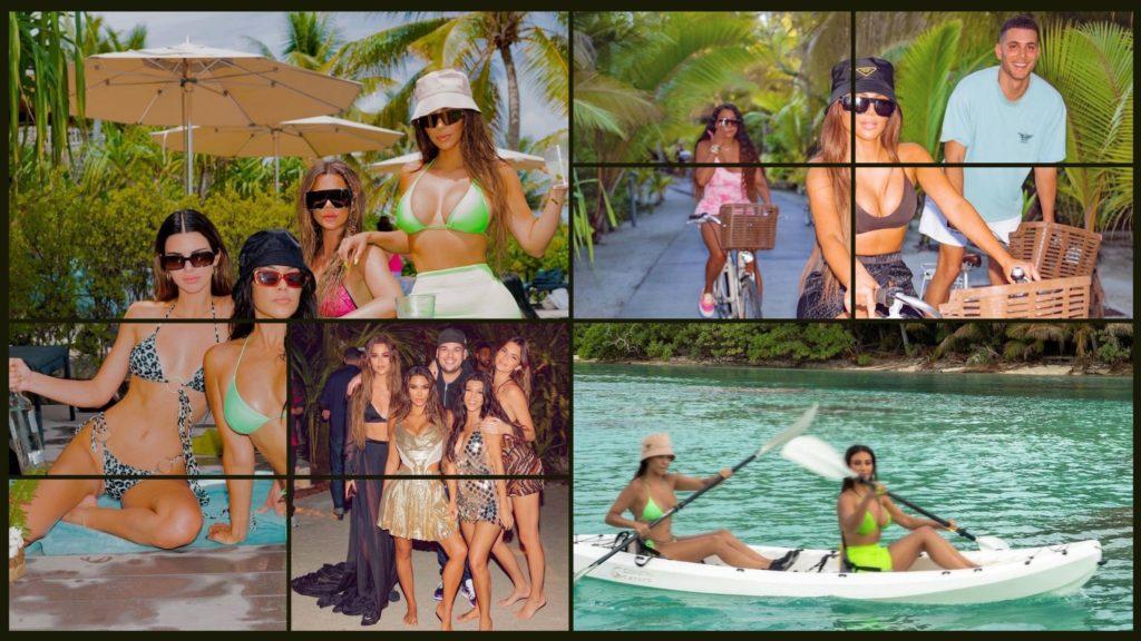 Kim Kardashian 's $1 Million Dollars 40th Birthday Party