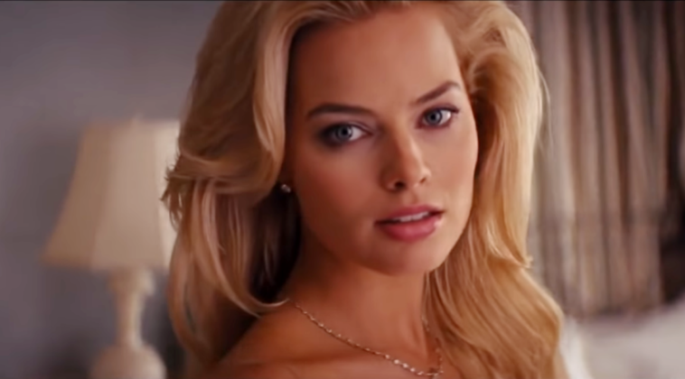 Margot Robbie Recalls Her Controversial Scene With Leonardo Dicaprio In The Wolf Of Wall Street
