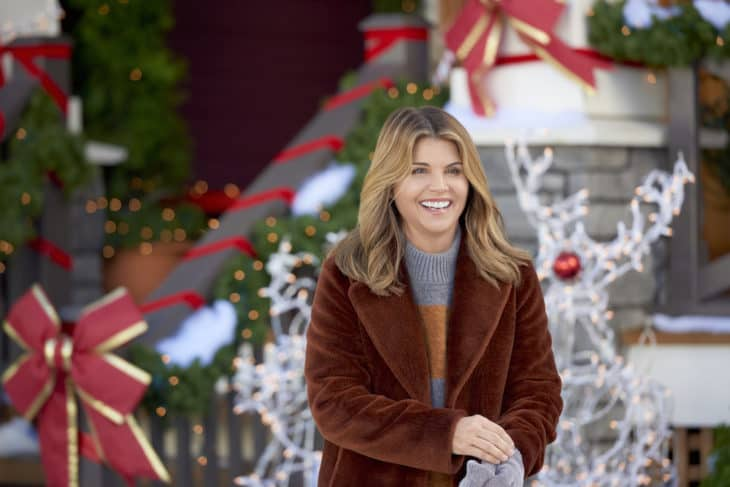 Lori Loughlin: CHRISTMAS BEHIND BARS